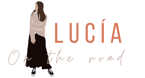 Lucia on the road